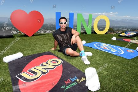 Jared Eng attends the Just Jared 4th Annual Summer Bash presented by Uno, in Beverly Hills, Calif