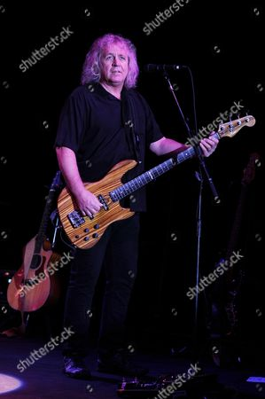 Steve Walsh of Kansas performs at Magic City Casino on December 15, 2013 in Miami, Florida