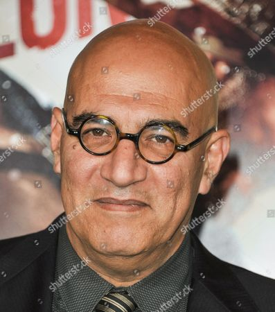 "Stock Image of Yigal Naor arrives at the LA Premiere of ""300: Rise of an Empire"" - Arrivals on in Los Angeles"