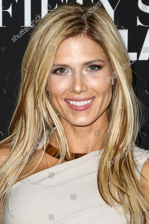 "Torrie Wilson attends the LA Premiere of ""50 Shades of Black"" held at Regal L.A. Live, in Los Angeles"