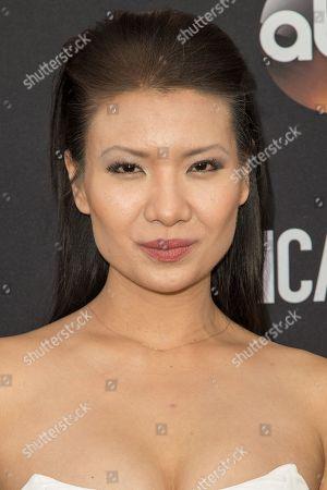 "Editorial image of LA Premiere of ""American Crime"", Los Angeles, USA - 28 Feb 2015"