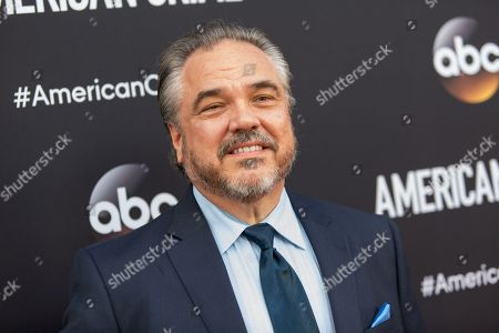 "W. Earl Brown attends the LA Premiere of ""American Crime"" on in Los Angeles"