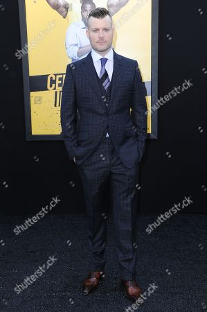 """Rawson Thurber attends the LA Premiere of """"Central Intelligence"""" held at the Regency Village Theater, in Los Angeles"""