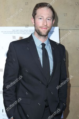 "Stock Photo of Casey Bond arrives at the LA Premiere of ""I Saw the Light"" at the Egyptian Theatre, in Los Angeles"