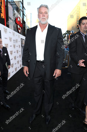 """Kevin Nash arrives at the Los Angeles premiere of """"Magic Mike XXL"""" at the TCL Chinese Theatre on"""