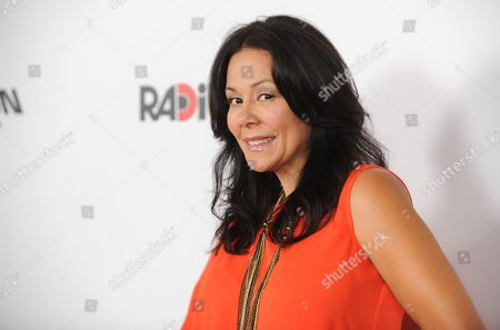 "Patricia Rae arrives at the LA Premiere of ""Aftershock"" at the Chinese 6 Theatres on in Los Angeles"