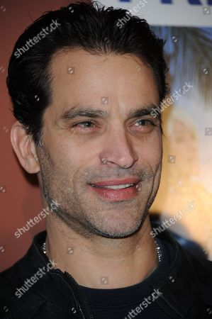 "Jonathan Schaech attends the LA premiere of ""Freeloaders"" at the Sundance Sunset Cinema on in Los Angeles"