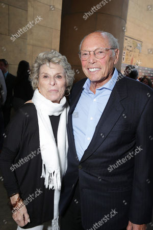 """Margo Winkler and Irwin Winkler seen at the premiere of """"Lovelace"""" held at the Egyptian Theatre on in Los Angeles"""