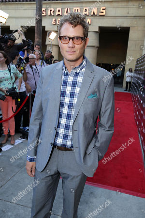 "Brian Gattas seen at the premiere of ""Lovelace"" held at the Egyptian Theatre on in Los Angeles"