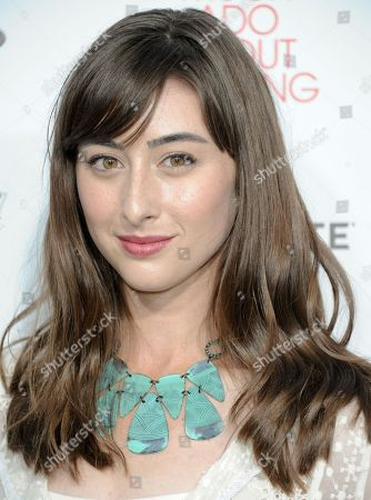 """Stock Picture of Jillian Morgese arrives at the LA premiere of """"Much Ado About Nothing"""" on in Los Angeles"""