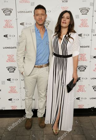 Editorial image of LA Premiere of Much Ado About Nothing, Los Angeles, USA - 5 Jun 2013