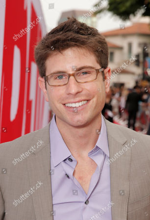 "Stock Picture of Jordan Wall arrives on the red carpet at the LA premiere of ""Red 2"" at the Westwood Village on in Los Angeles"