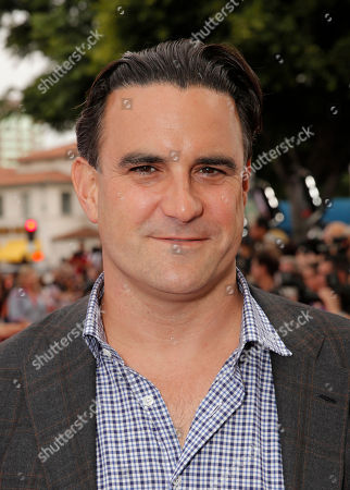 """Producer Mark Vahradian arrives on the red carpet at the LA premiere of """"Red 2"""" at the Westwood Village on in Los Angeles"""