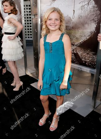 Editorial photo of LA Premiere of The Conjuring - Red Carpet, Los Angeles, USA - 15 Jul 2013