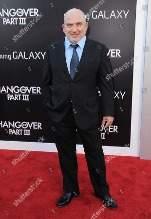 """Stock Photo of Jonny Coyne arrives at the LA Premiere of """"The Hangover: Part III"""" at the Westwood Village Theatre on in Los Angeles"""