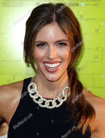 "Kayla Ewell attends the premiere of ""The Perks of Being a Wallflower"" at the Cinerama Dome, in Los Angeles"