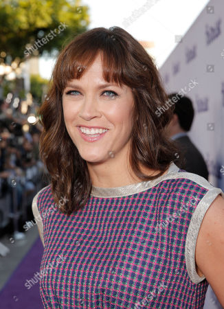 """Director Maggie Carey arrives on the red carpet at the LA Premiere of """"The To Do List"""" at the Regency Bruin Theatre on in Los Angeles"""