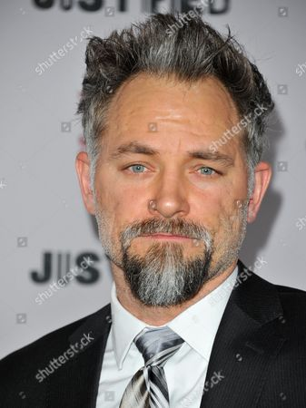 """Stock Photo of David Meunier arrives at the LA Premiere Screening of """"Justified"""" at the Directors Guild of America on in Los Angeles"""