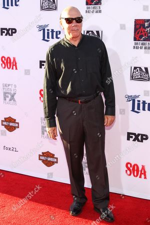 "Dayton Callie attends the LA Premiere Screening of ""Sons Of Anarchy"" at at TCL Chinese Theatre, in Los Angeles"