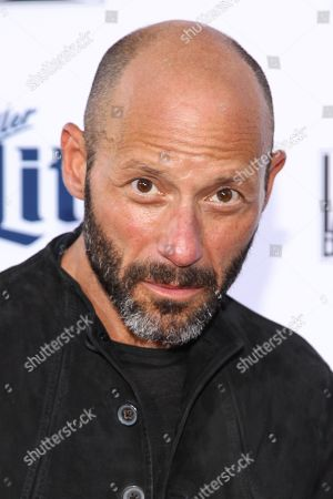 """Michael Ornstein attends the LA Premiere Screening of """"Sons Of Anarchy"""" at at TCL Chinese Theatre, in Los Angeles"""