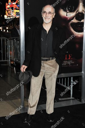 """Tony Amendola arrives at the LA Special Screening Of """"Annabelle"""", in Los Angeles"""