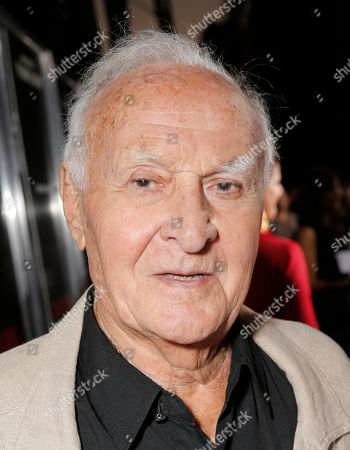 """Robert Loggia attends the special screening of """"Captain Phillips"""" at The Academy of Motion Picture Arts and Sciences on in Beverly Hills, Calif"""