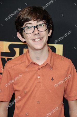 "Editorial image of LA Special Screening of ""Star Wars Rebels"", Los Angeles, USA - 27 Sep 2014"
