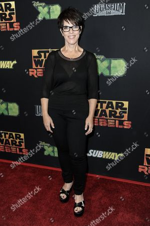 "Editorial photo of LA Special Screening of ""Star Wars Rebels"", Los Angeles, USA - 27 Sep 2014"
