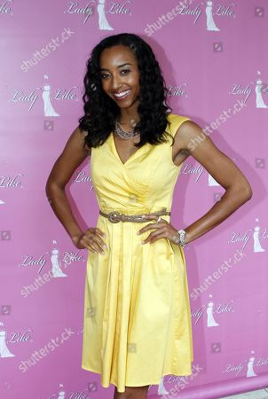 Editorial image of Lady Like Foundation 5TH Annual Women of Excellence Awards, Los Angeles, USA - 8 Jun 2013
