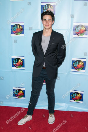 Stock Photo of Ivan Dorschner arrives at the Let's Celebrate! District Wide Arts Festival held at The Academy of Motion Pictures Arts & Sciences, in Beverly Hills, Calif