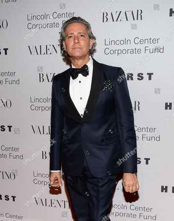 "Carlos Souza attends ""An Evening Honoring Valentino"" gala, hosted by the Lincoln Center Corporate Fund, at Alice Tully Hall, in New York"