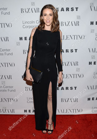 Alexandra Kerry attends An Evening Honoring Valentino, hosted by the Lincoln Center Corporate Fund at Alice Tully Hall, in New York