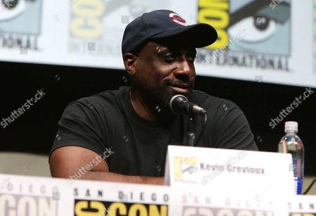 Editorial photo of Lionsgate Presentation at 2013 Comic-Con, San Diego, USA - 20 Jul 2013