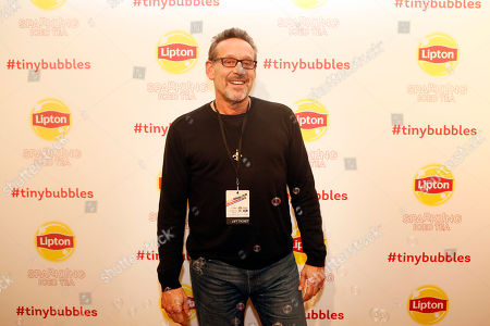 Actor Rob Steinberg on the red carpet at the Lipton Sparkling Iced Tea Lounge in Park City, Utah, on