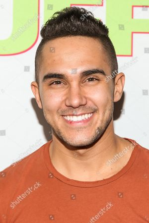 "Carlos Pena, Jr. attends the Los Angeles Fan Screening of ""The Duff"", in Hollywood, Calif"