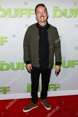 """Editorial picture of Los Angeles Fan Screening Of """"THE DUFF"""" - Arrivals, Hollywood, USA - 12 Feb 2015"""