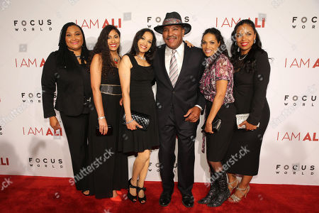 """Editorial picture of Los Angeles Premiere of Focus World's """"I Am Ali"""", Hollywood, USA - 8 Oct 2014"""