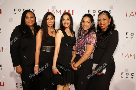 """Editorial photo of Los Angeles Premiere of Focus World's """"I Am Ali"""", Hollywood, USA - 8 Oct 2014"""