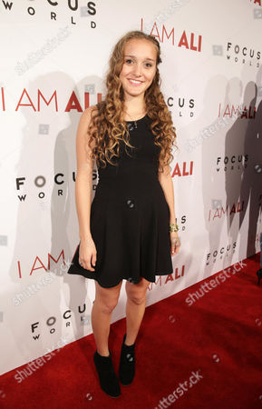 """Editorial image of Los Angeles Premiere of Focus World's """"I Am Ali"""", Hollywood, USA - 8 Oct 2014"""