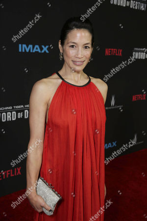 Editorial picture of Los Angeles Premiere of Netflix original film 'Crouching Tiger, Hidden Dragon: Sword of Destiny', Universal City, USA - 22 Feb 2016