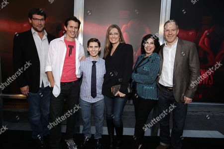 """Editorial image of Los Angeles Premiere of New Line Cinema """"The Gallows"""", Hollywood, USA - 7 Jul 2015"""