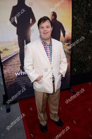 Editorial photo of Los Angeles Premiere of Roadside Attractions/Godspeed Pictures 'Where Hope Grows', Hollywood, USA - 4 May 2015