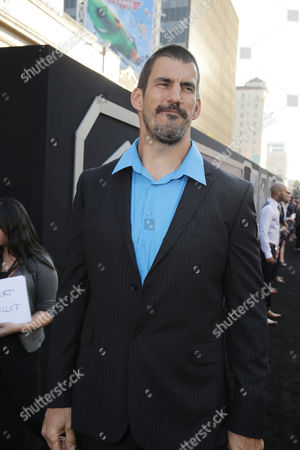 Editorial picture of Los Angeles Premiere of Warner Bros Pictures and Legendary Pictures 'PACIFIC RIM', Hollywood, USA - 9 Jul 2013