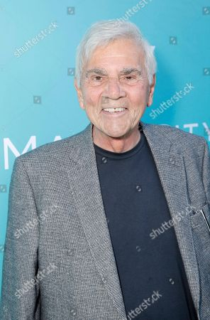 """Stock Image of Alex Rocco arrives at the """"Magic City"""" season 2 premiere at the American Film Institute, in Los Angeles"""