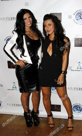 Editorial image of Marcus Allen Foundation 2013 Celebrity Invitational Poker Tournament, Hollywood, USA - 2 Jun 2013