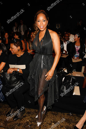 Marjorie Harvey seen at MBFW Spring/Summer 2015 - Donna Karen Fashion Show New York at 547 W. 26th Street on Monday, Sept, 8 2014, inNew York