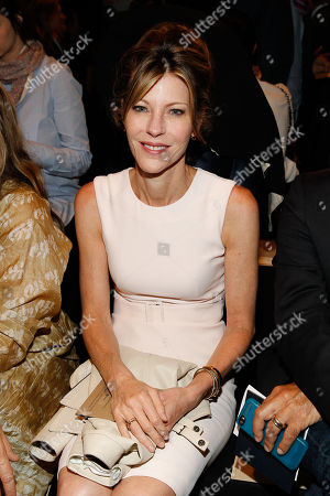 Roberta Myers seen at MBFW Spring/Summer 2015 - Donna Karen Fashion Show New York at 547 W. 26th Street on Monday, Sept, 8 2014, inNew York