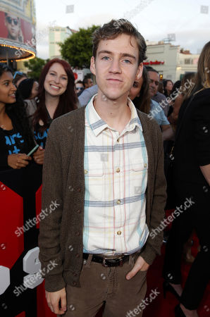 Stock Picture of Dax Flame seen at the Metro-Goldwyn-Mayer Pictures and Columbia Pictures' World Premiere of '22 Jump Street' at The Regency Village Theatre, in Westwood, Calif