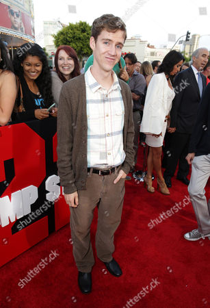 Stock Image of Dax Flame seen at the Metro-Goldwyn-Mayer Pictures and Columbia Pictures' World Premiere of '22 Jump Street' at The Regency Village Theatre, in Westwood, Calif