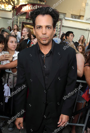 Richard Grieco seen at the Metro-Goldwyn-Mayer Pictures and Columbia Pictures' World Premiere of '22 Jump Street' at The Regency Village Theatre, in Westwood, Calif
